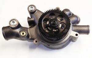 Gear Driven Pump