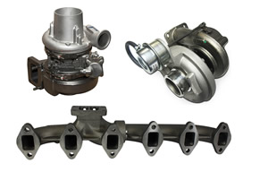 turbochargers-and-manifolds